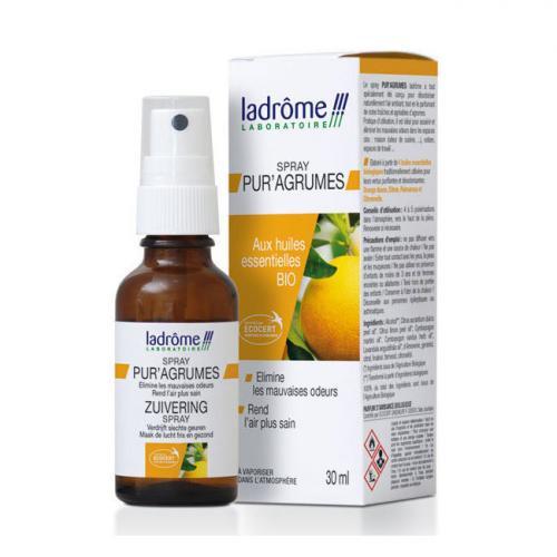 Spray d'ambiance Assainissant aux huiles essentielles bio 30ml