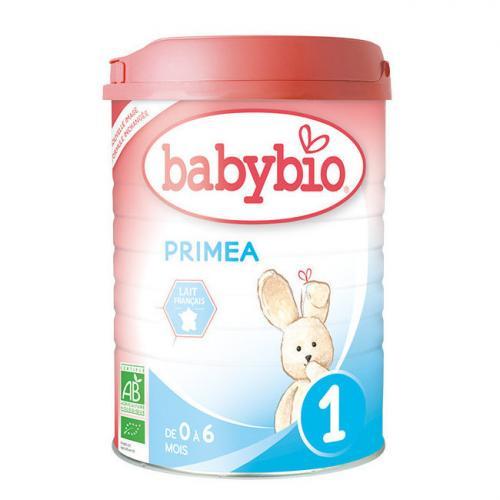 3 Céréales Babybio Carotte