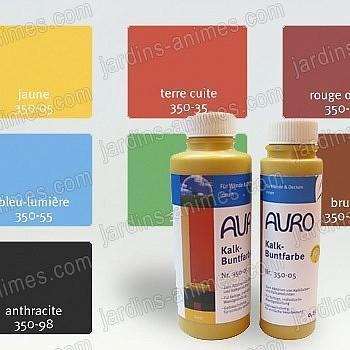 Colorant pour Peinture à la chaux Auro 350