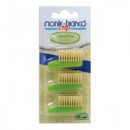 Recharge brosse à dents sensitive nature