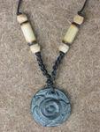 Pendentif Spirale-Yin-Yang