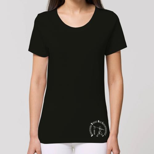 """T-shirt coton bio éthique MANAGUA """"empreinte O.V.N.I"""""""