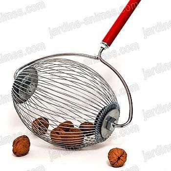 Rouleau ramasse noix