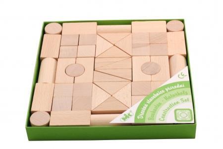 Cubes de construction Nature