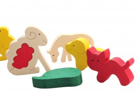 Petit mouton et ses amis