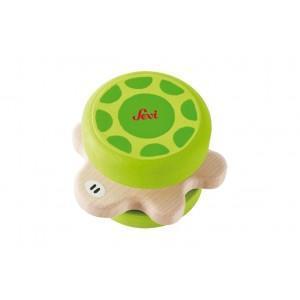 Hochet tortue sevi 1831 - jouets en bois