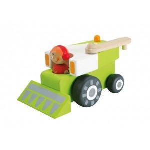 Jouet moissonneuse-batteuse sevi 1831 - jouets en bois