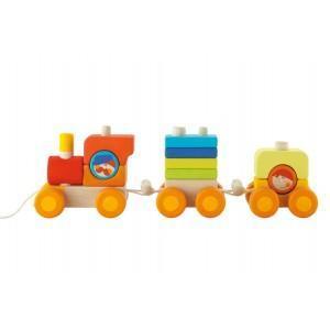 Train cubes sévi - jouets en bois 2