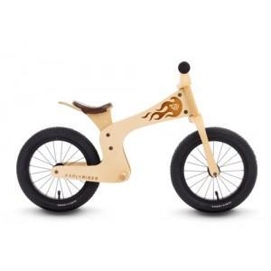 Draisienne early rider evolution ecologique