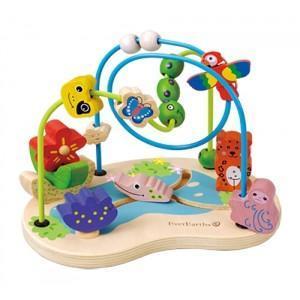 Jouet looping perle de l'amazon eco everearth - jouets bois