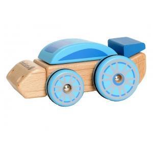 Jouet petite voiture transformable everearth - jouets bois 2