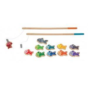 Pêche à la ligne  janod - jouets écologiques 2