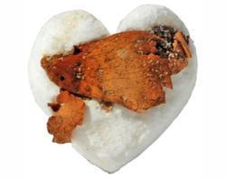 Cœur de bain Rose - Ylang