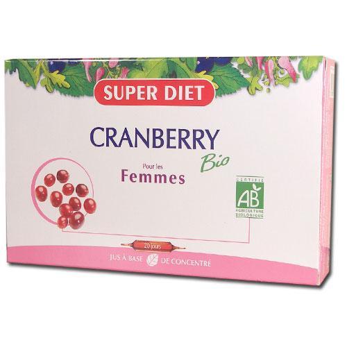Cranberry pour les femmes