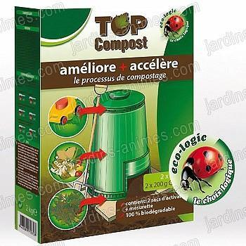 Activateur de compost TOP compost 2kg