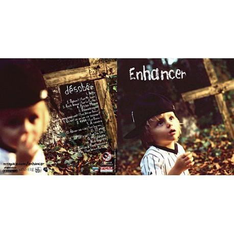 CD DVD de Enhancer : Désobéir