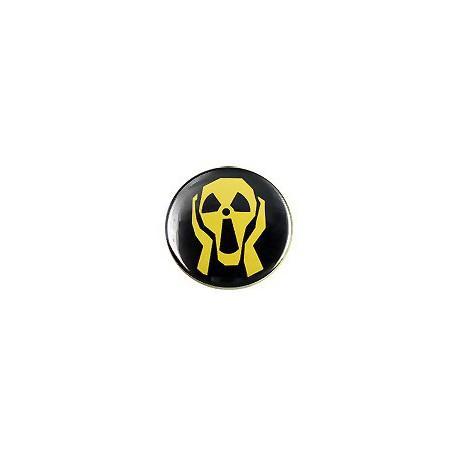 Badge affreux nucléaire