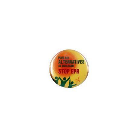 Badge pour alternative nucléaire