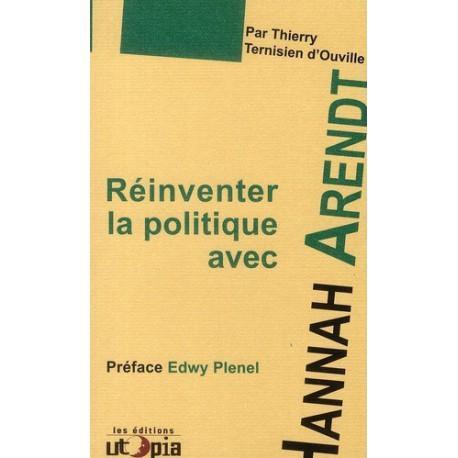 image Réinventer la politique avec... Hannah Arendt