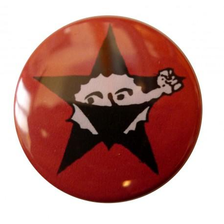 Badge Révolution Antinucléaire