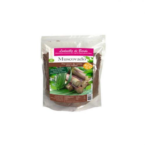 Sucre Muscovado De bardo Pot de 1kg
