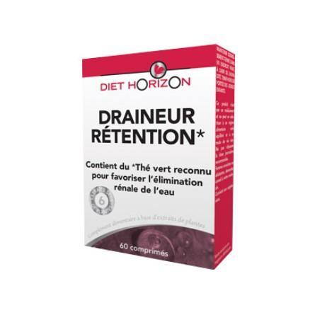 Draineur rétention - Diet Horizon