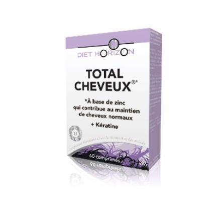 image Total cheveux - Diet Horizon