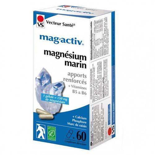 Mag'activ (Magnésium dynamisé)