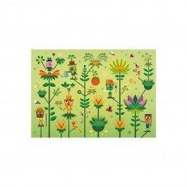 Puzzle en bois Le Monde Végétal 50 pcs