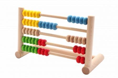 Abacus - Boulier en bois