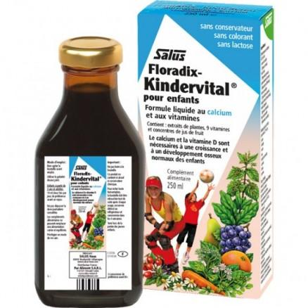 Kindervital (Vitamines + calcium)