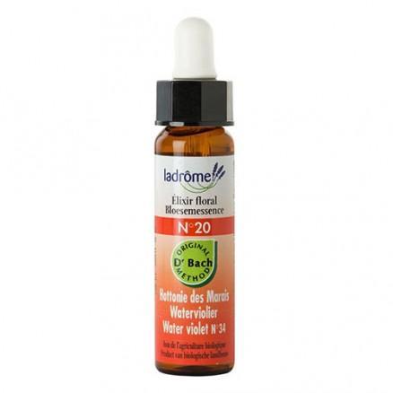 Elixir Hottonie des marais bio N° 20