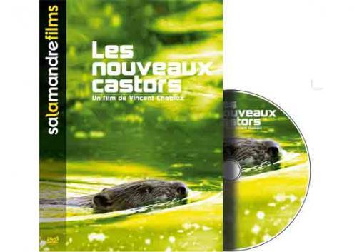 DVD Les nouveaux castors
