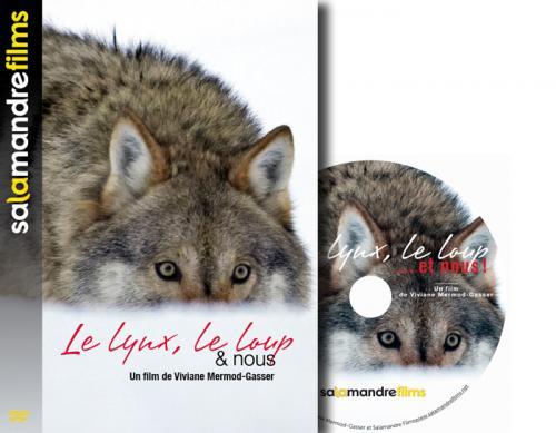 DVD Le lynx, le loup et nous