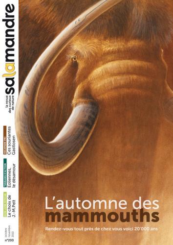 L'automne des mammouths (N°200)