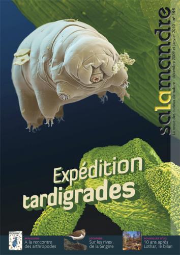 Expédition tardigrades (N°195)