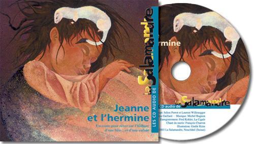 Jeanne et l'hermine