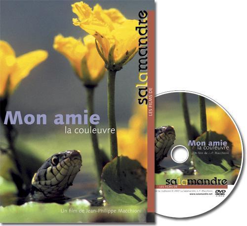 DVD Mon amie la couleuvre