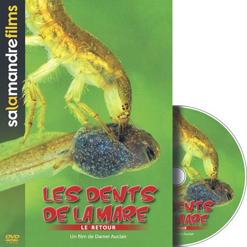 DVD Les dents de la mare