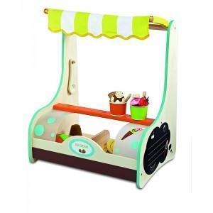 Jouets marchande de crème glacée wonderworld - jouets en bois