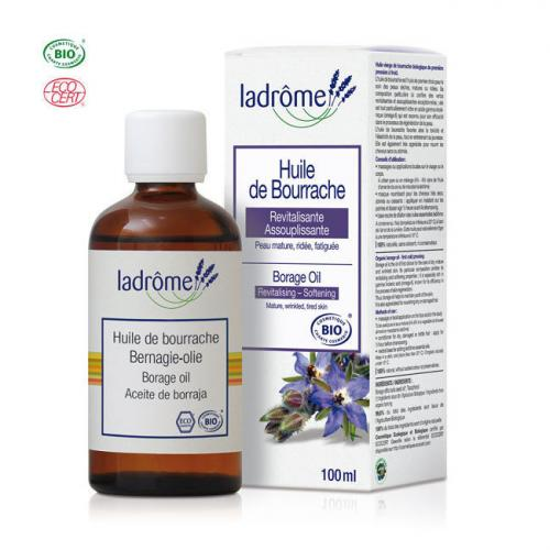 Huile de Bourrache bio - Revitalisante 100ml