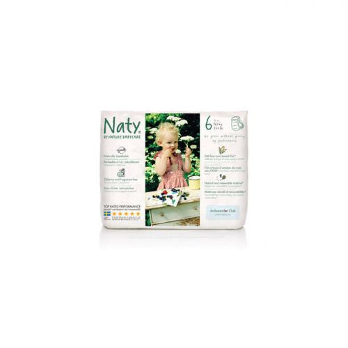 Culottes d'apprentissage Nature Babycare Taille 6
