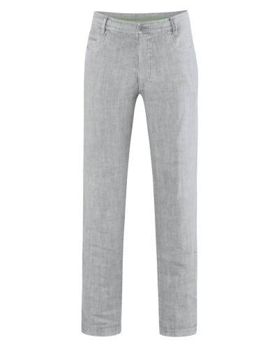 Pantalon droit en pur chanvre nouveaux coloris!
