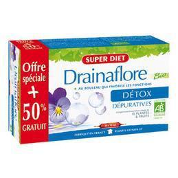 Drainaflore + 50% gratuit
