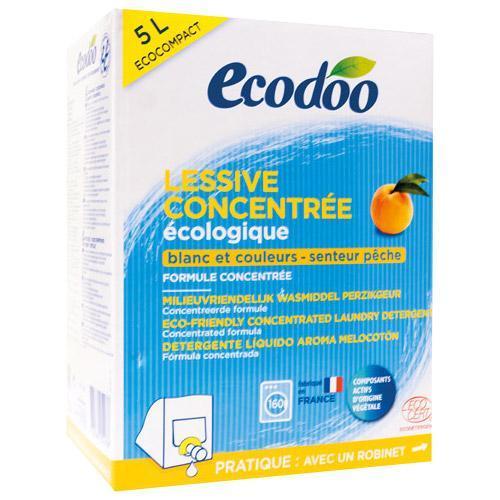 Lessive liquide concentrée ecocompact