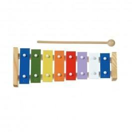 Xylophone en bois traditionnel