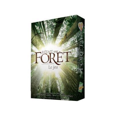 Jeu Il était une forêt