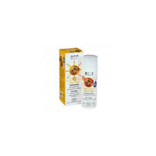 Crème Solaire bio IP45 Eco Cosmetics Kids