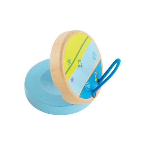 Castagnette Bleue E0309