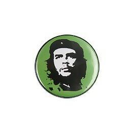Badge Che Guevara vert